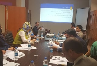 United Nations Population Fund Presents the National Population Policy to the Afghanistan Parliamentary Forum on Population and Development