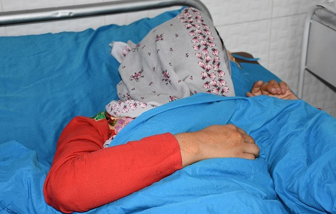 Treatment for traumatic childbirth injury gives new hope to women in Afghanistan