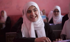 """Investing in 10-Year-Old Girls Could Yield Huge Demographic Dividends, Pump Millions into Afghanistan's Economy"" UNFPA Flagship Report State of the World Population 2016"