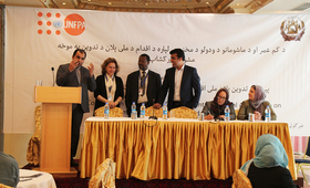 UNFPA – The United National Population Fund Partners with Ministry of Women's Affairs and Deputy Ministry of Youth Affairs to Develop a National Action Plan to Eliminate Early and Child Marriage
