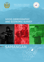 Samangan Socio-demographic and Economic Survey